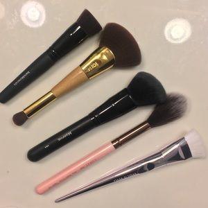 Face Makeup Brush Bundle